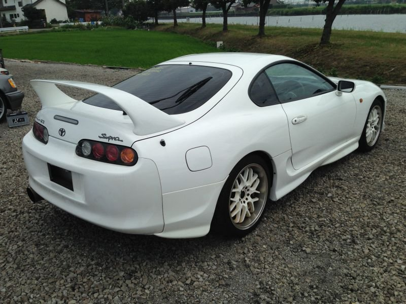 Toyota Supra RZ Twin Turbo, 1995, used for sale