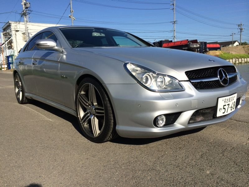Mercedes benz cls350 2005 used for sale for Mercedes benz usa price list