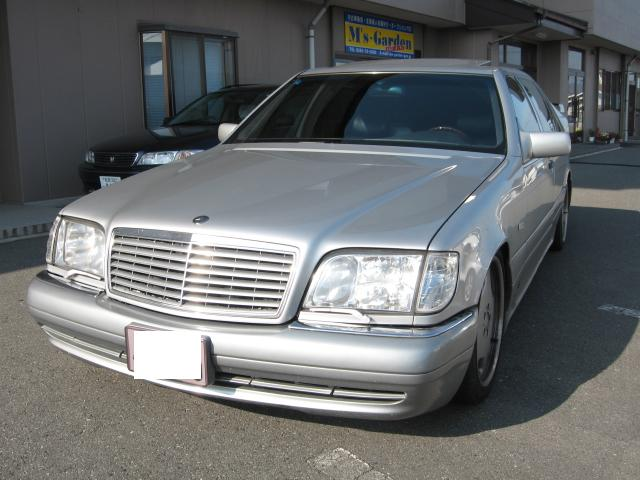 Mercedes benz s600 new grade 1995 used for sale msi for Used mercedes benz s600 for sale