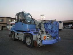 Komatsu Wheel Crane