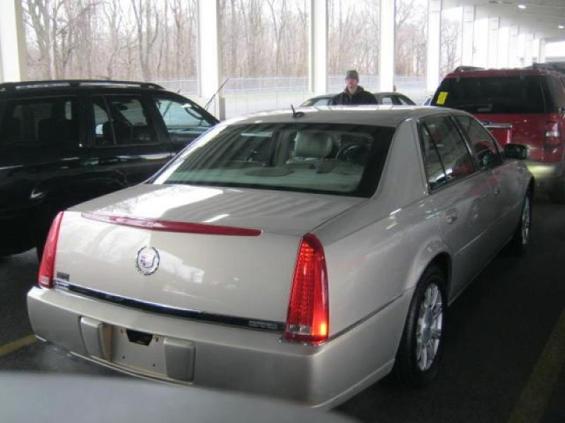 cadillac dts 2008 used for sale. Black Bedroom Furniture Sets. Home Design Ideas