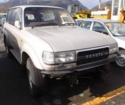 Used Toyota LAND CRUISER V