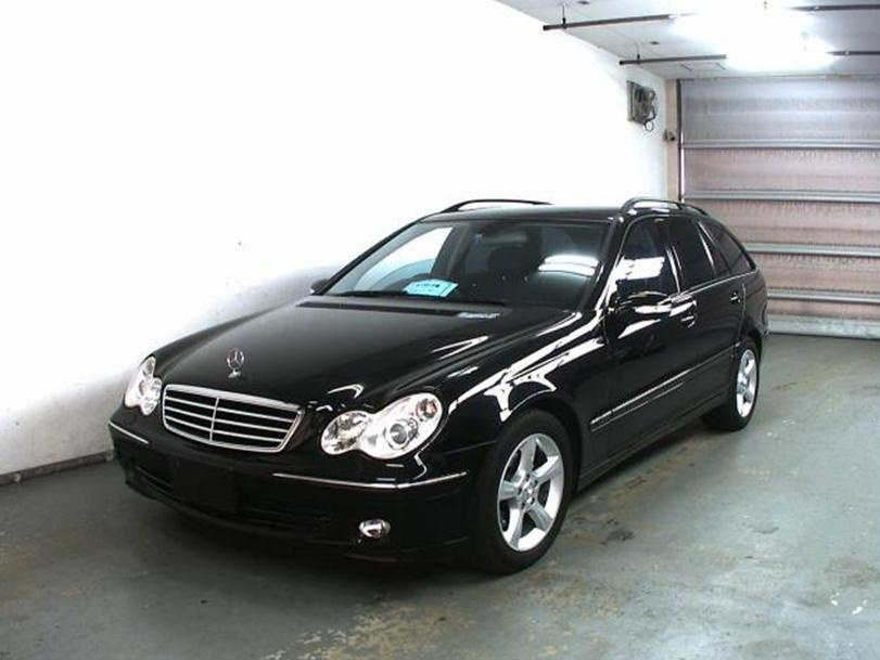 Mercedes benz c c class wagon 2005 used for sale for Used 2005 mercedes benz