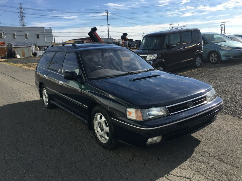 subaru legacy touring wagon 2 0 gt 1991 used for sale. Black Bedroom Furniture Sets. Home Design Ideas
