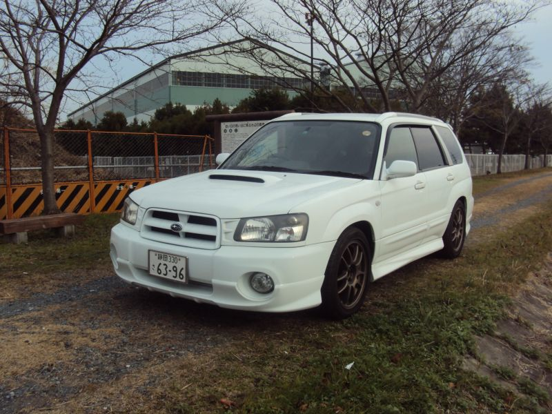subaru forester 2 0xt 4wd 2002 used for sale. Black Bedroom Furniture Sets. Home Design Ideas