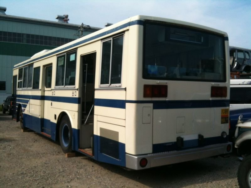 Isuzu Bus 1993 Used For Sale