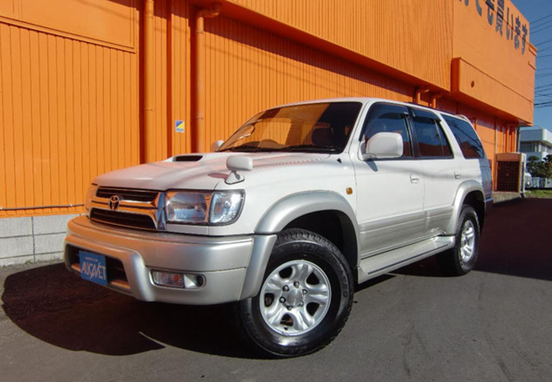 toyota hilux surf ssr g 2001 used for sale. Black Bedroom Furniture Sets. Home Design Ideas