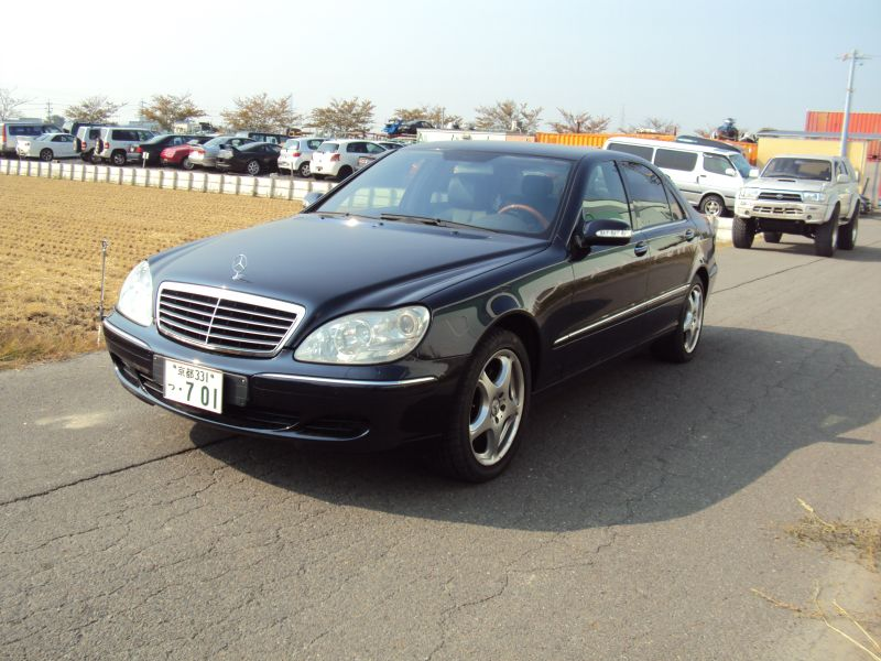 Mercedes benz s500 2004 used for sale for Mercedes benz partners