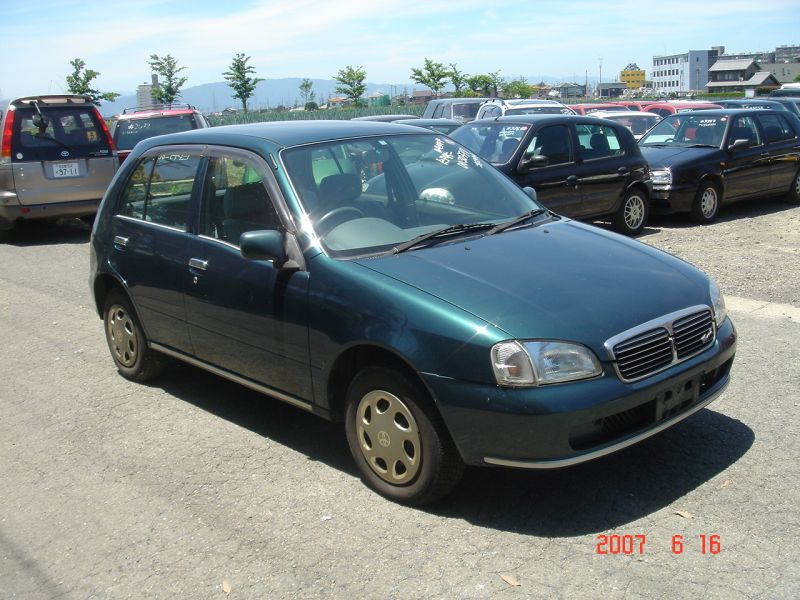 Toyota Starlet Carat 1998 Used For Sale