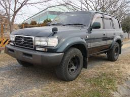 Used Toyota LAND CRUISER 80