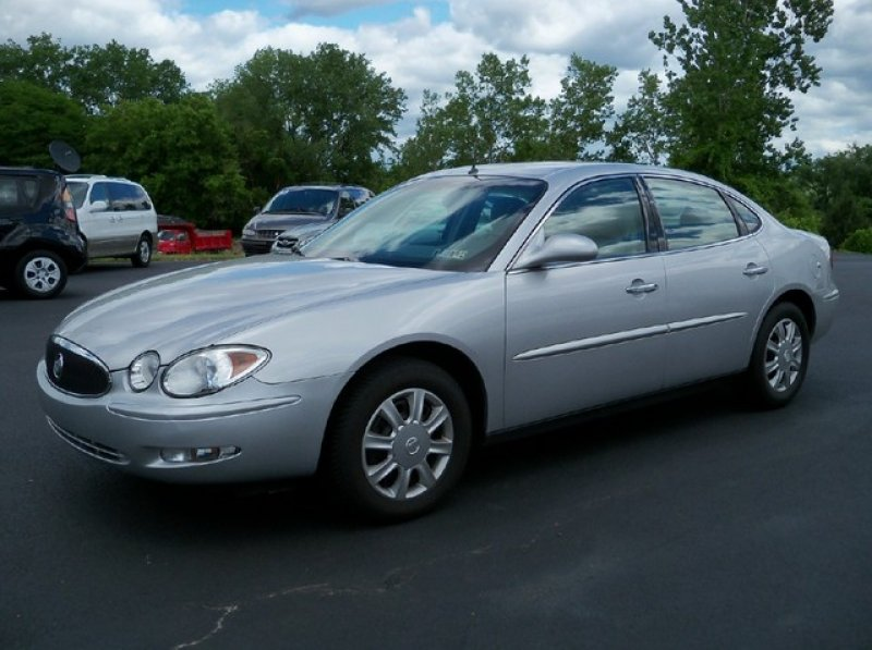 buick lacrosse cxl 2005 used for sale. Black Bedroom Furniture Sets. Home Design Ideas
