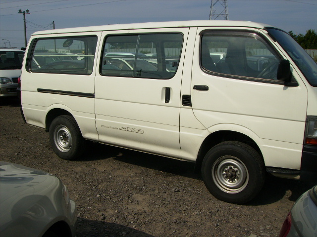 Used Toyota Van 4wd Parts For Sale.html | Autos Weblog