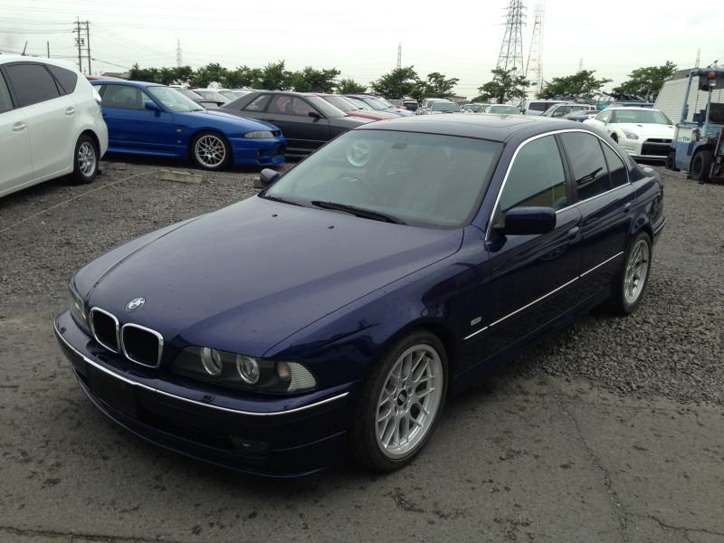 BMW 5 Series 1996 used for sale
