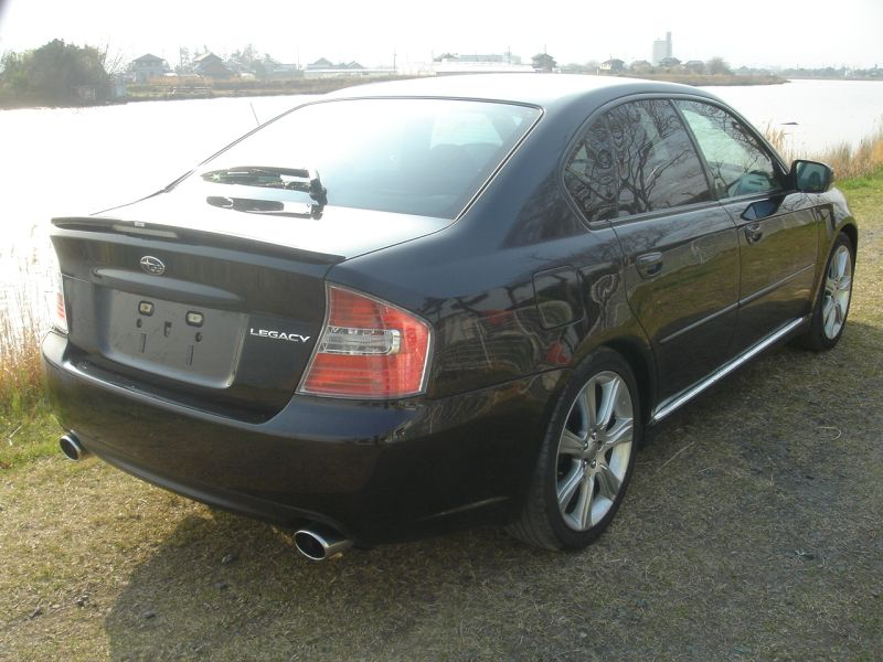 subaru legacy b4 3 0 r spec b 2005 used for sale. Black Bedroom Furniture Sets. Home Design Ideas