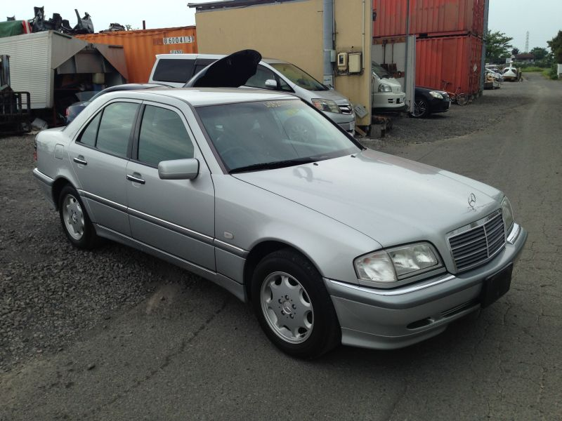 Mercedes benz c class c280 1999 used for sale for Mercedes benz c class 1999 for sale