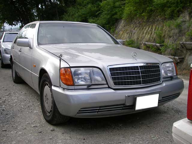 Mercedes Benz S Class 600sel 1992 Used For Sale