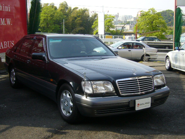 Mercedes benz s600l 1995 used for sale s600l for Mercedes benz s600l