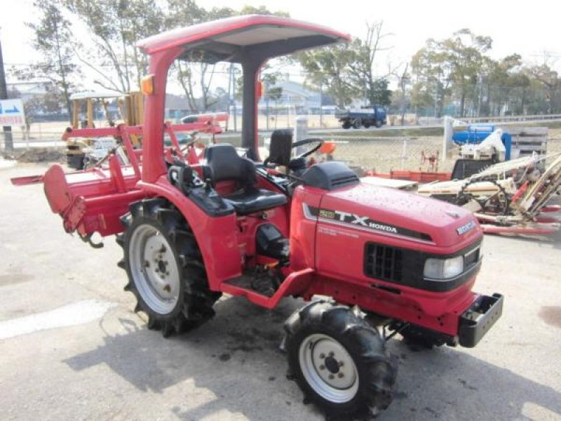 Honda Tractor Tx20 N A Used For Sale