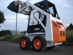 Used Bobcat wheel loader