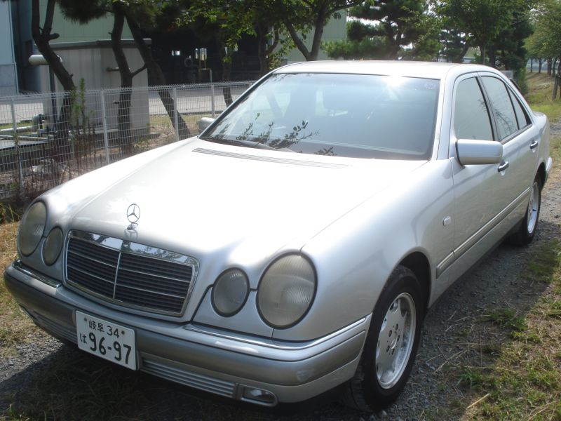 Mercedes benz e230 1997 used for sale for Mercedes benz e230