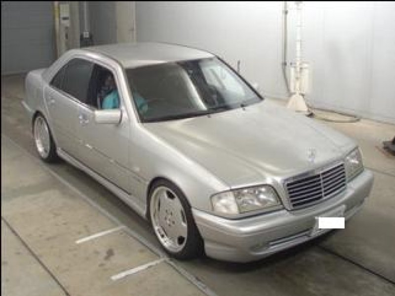 Mercedes benz c230 1996 used for sale for C230 mercedes benz