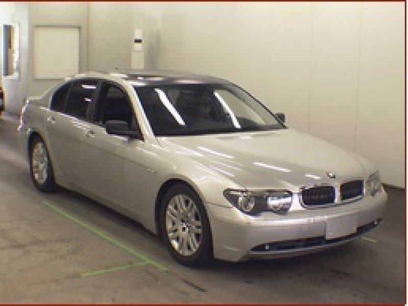bmw 745i 2002 used for sale. Black Bedroom Furniture Sets. Home Design Ideas