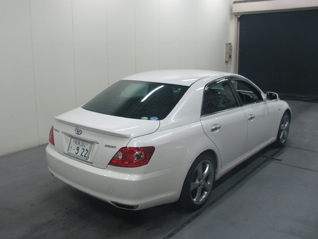 Toyota Mark X 250g S Package 2005 Used For Sale