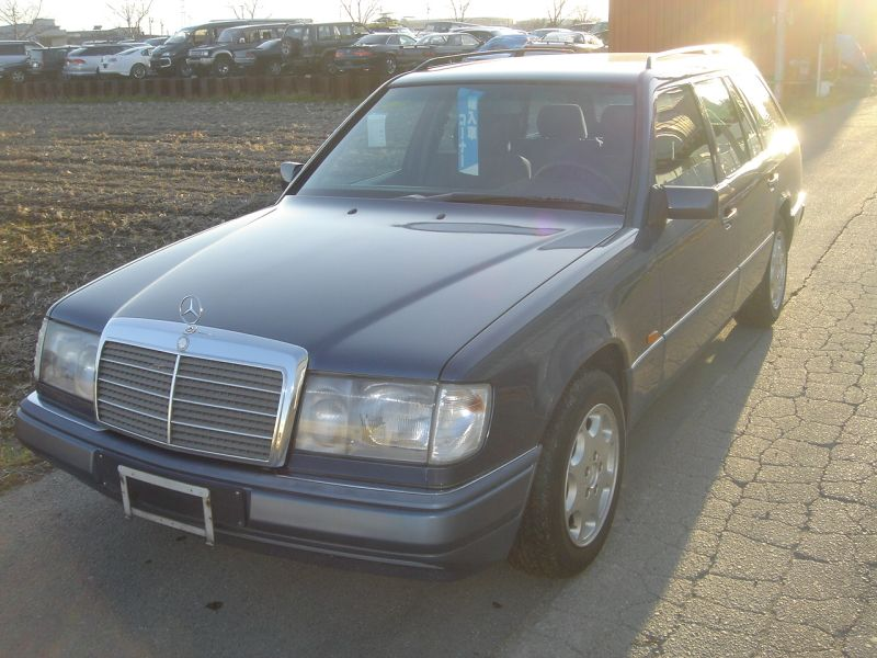 Mercedes benz 320te 1993 used for sale for Mercedes benz partners