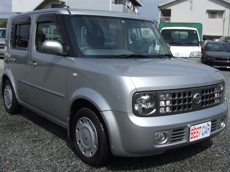 nissan cube sx 70th 2 2004 used for sale. Black Bedroom Furniture Sets. Home Design Ideas