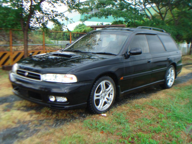 subaru legacy wagon gt twin turbo 4wd 1997 used for sale. Black Bedroom Furniture Sets. Home Design Ideas