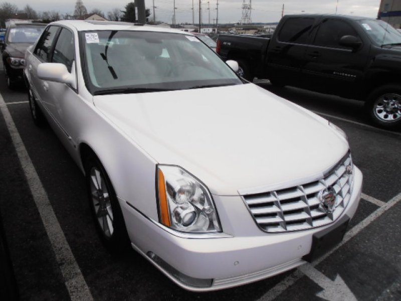 cadillac dts 2009 used for sale. Black Bedroom Furniture Sets. Home Design Ideas