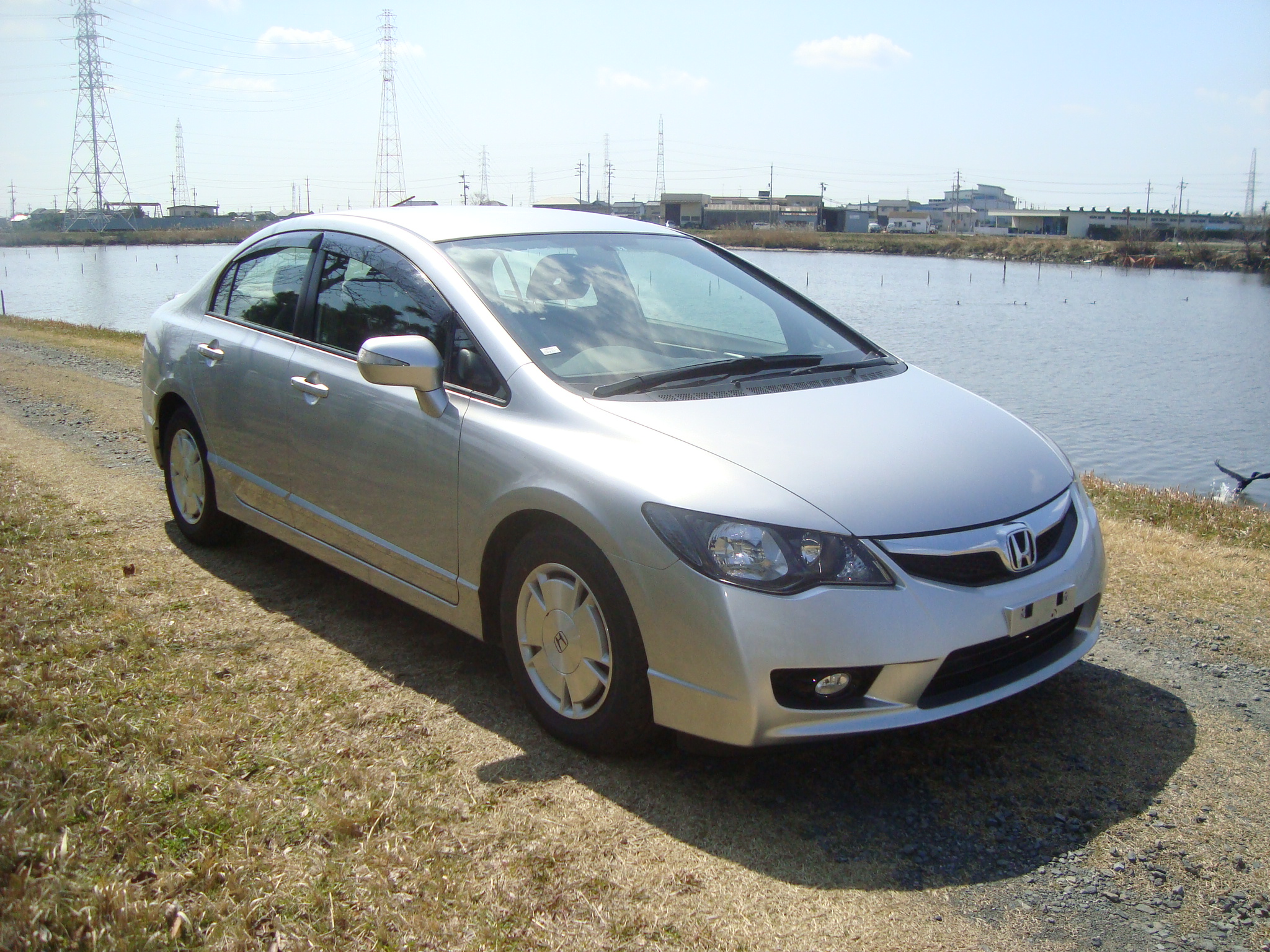 honda civic hybrid mx 2009 used for sale. Black Bedroom Furniture Sets. Home Design Ideas
