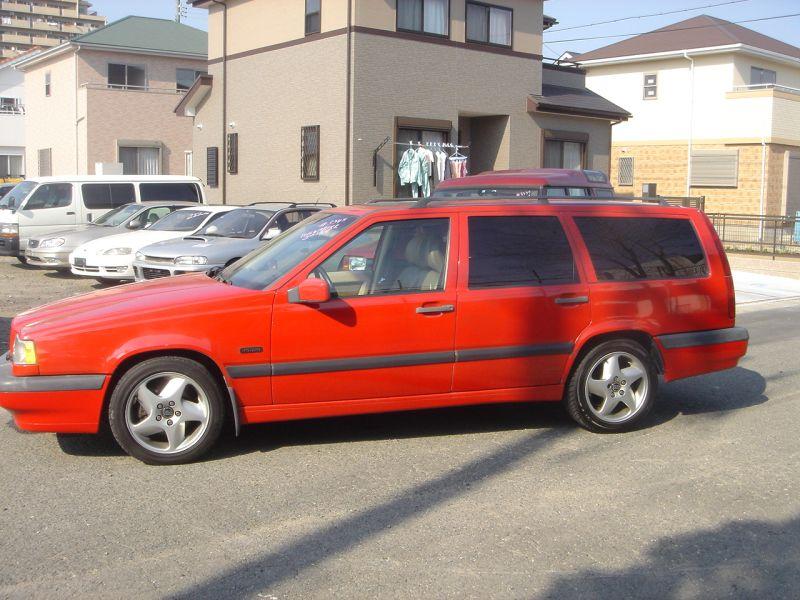 volvo 850 estate wagon turbo 1994 used for sale. Black Bedroom Furniture Sets. Home Design Ideas