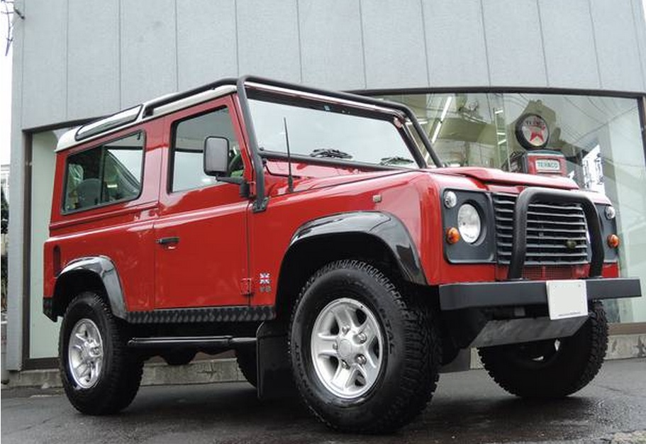 Land Rover Halifax >> Land Rover DEFENDER , 1999, used for sale