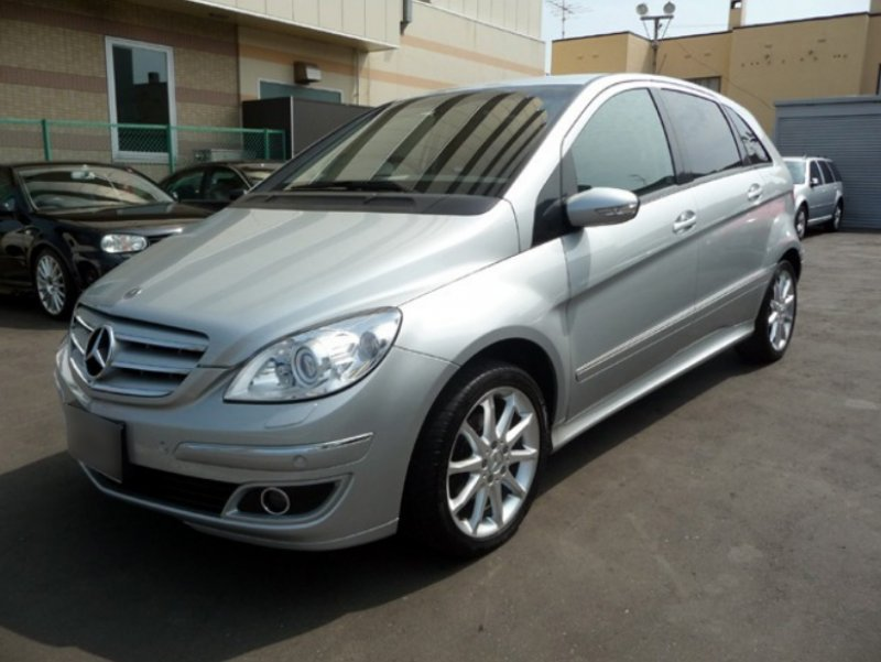 Mercedes benz b170 2006 used for sale for Mercedes benz partners