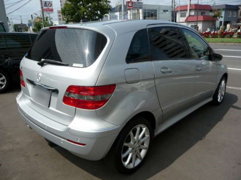 mercedes benz b170 2006 used for sale. Black Bedroom Furniture Sets. Home Design Ideas