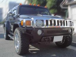 GM HUMMER LUXURY 4x4 SUV