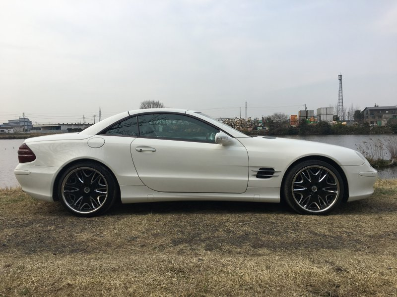 Mercedes benz sl500 2003 used for sale for Used mercedes benz sl500 for sale