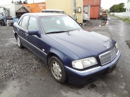 Used Mercedes-Benz C240