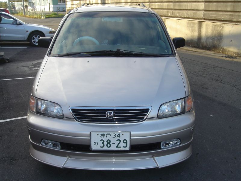 Honda odyssey 2 2 l 4wd 1996 used for sale for All wheel drive honda odyssey