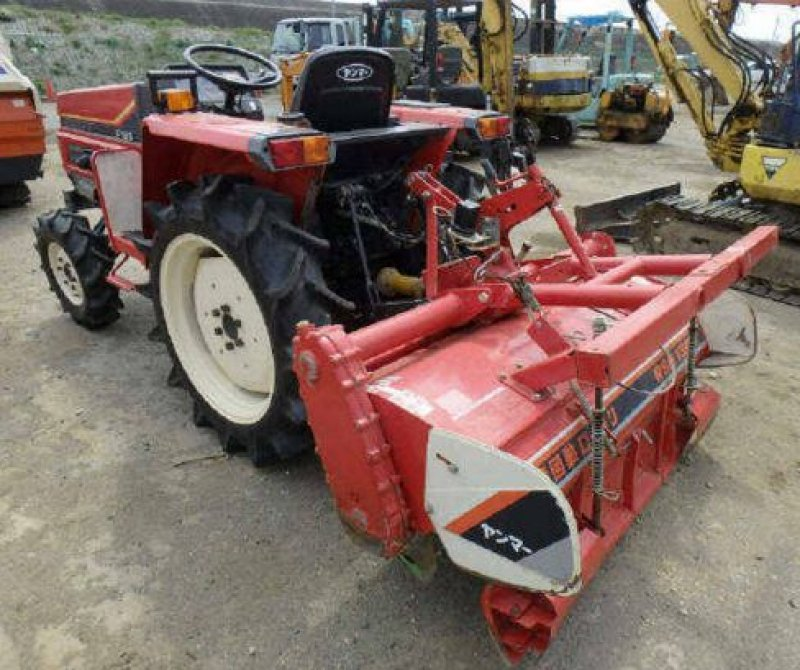 Yanmar Salvage Tractor Parts : Yanmar tractor f d n a used for sale