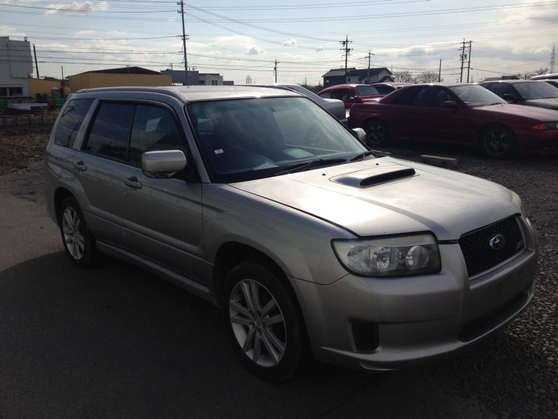 Subaru Forester 20 Cross Sports 4wd 2005 Used For Sale