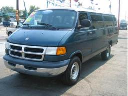 Used Dodge 15 Passenger BUS