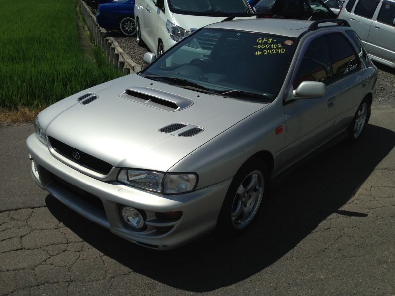 subaru impreza wagon wrx 1999 used for sale. Black Bedroom Furniture Sets. Home Design Ideas
