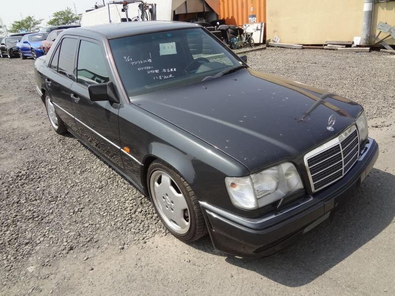 Mercedes benz e400 1993 used for sale for 1993 mercedes benz for sale