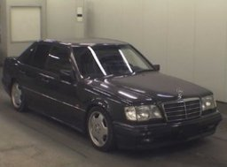 Mercedes-Benz E400 used car