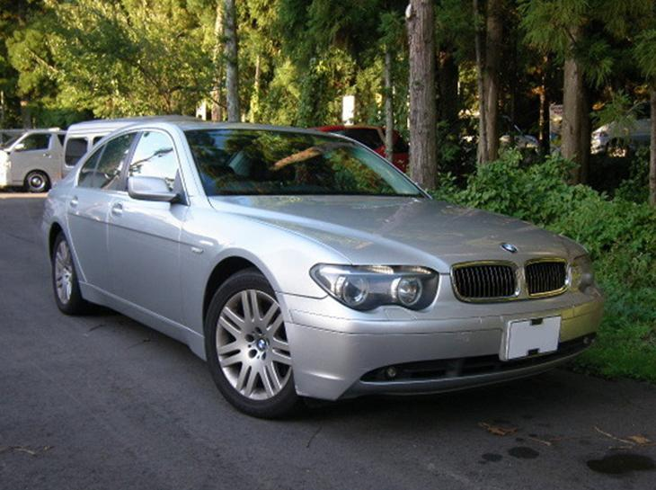 Bmw 745i   2004  Used For Sale