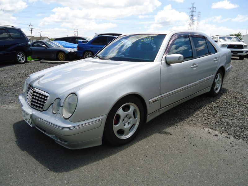 Mercedes benz e320 avantgarde 2001 used for sale for Mercedes benz e320 2001
