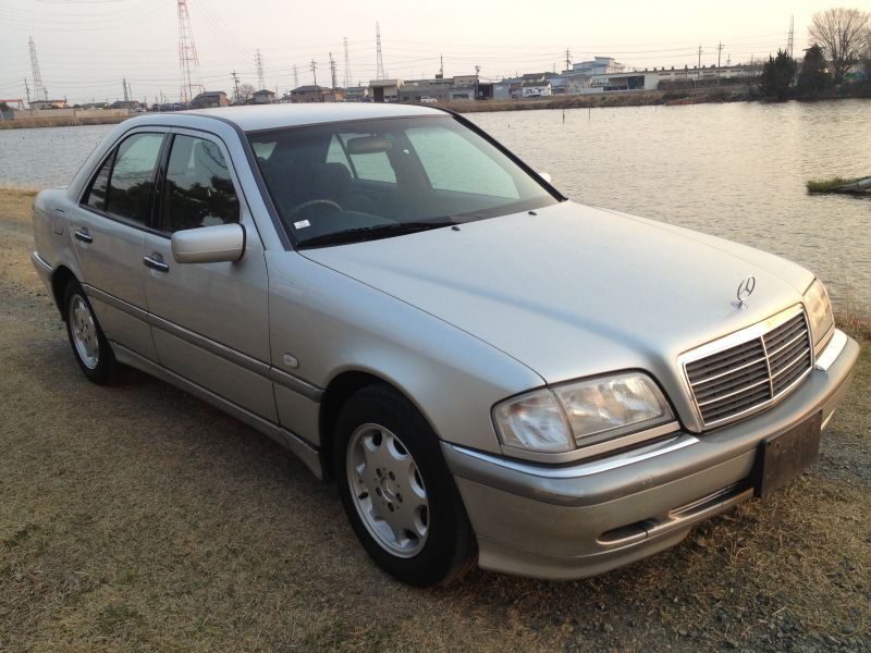 Mercedes benz c class c240 2000 used for sale for Used mercedes benz c240