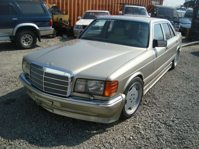 Mercedes benz 560sel s 1989 used for sale for Mercedes benz 1989 for sale